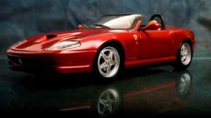 Ferrari - front view