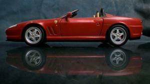 Ferrari - side view