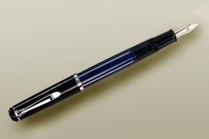 My Pelikan M215 Blue Stripe