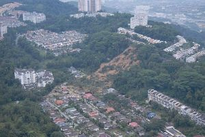 Bukit Antarabangsa Landslide 20081206