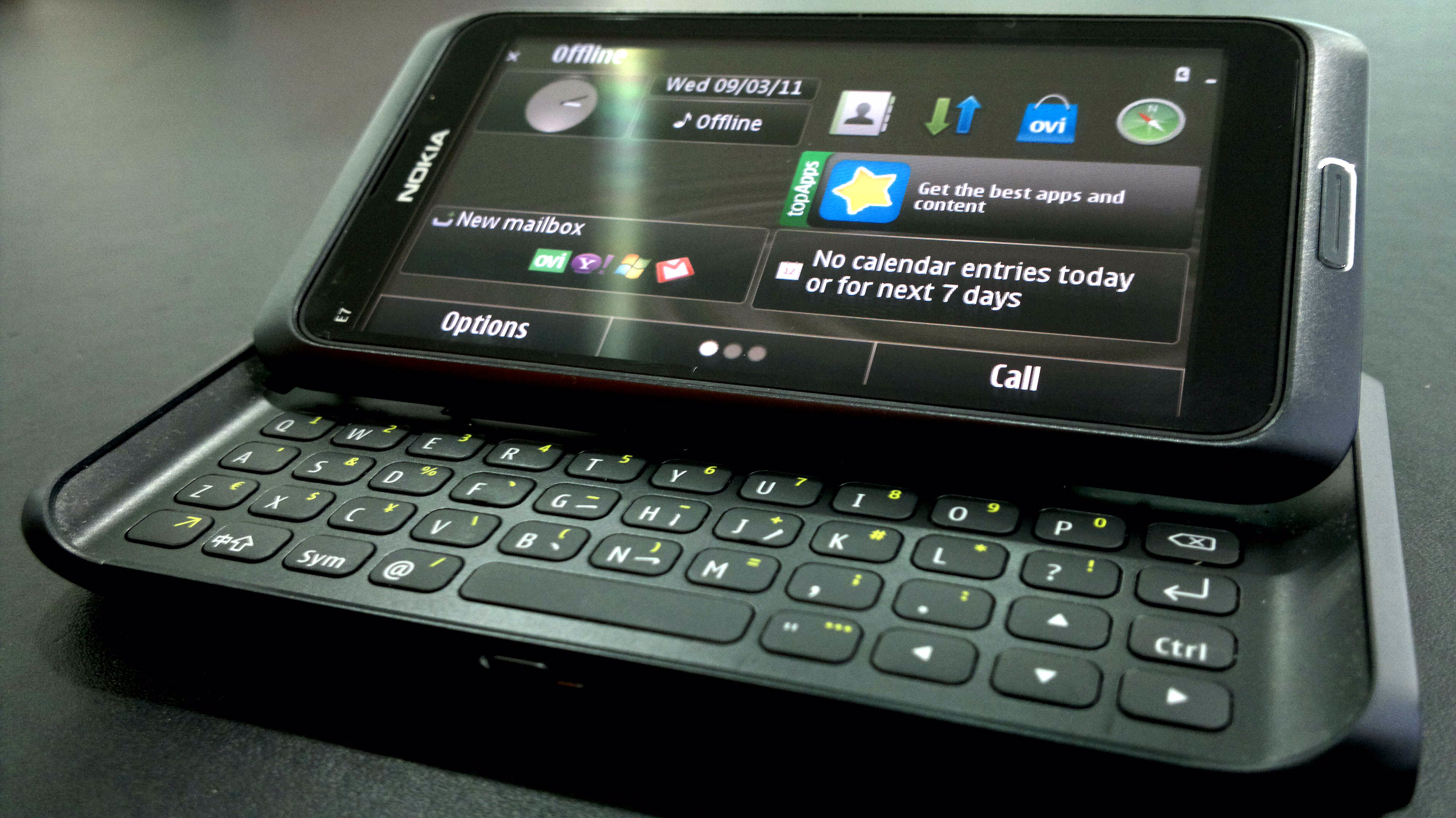 A Couple Of Days With The Nokia E7 Whateverlah